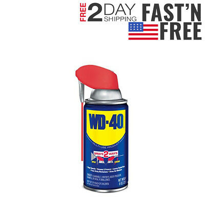 3 of WD-40 Multi-Use Product - Multi-Purpose Lubricant with Smart Straw ....