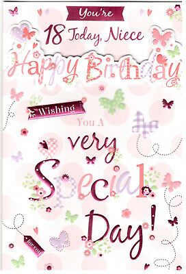 Strange 18Th Birthday Card For Niece Youre 18 Today Niece Happy Birthday Funny Birthday Cards Online Alyptdamsfinfo