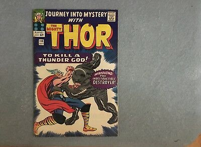 Journey into Mystery/The Mighty Thor #118(Marvel 1965)