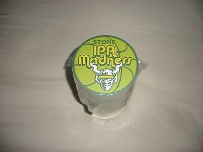 Stone Brewing Ipa Madness Sleeve Of 100 New Beer Coasters Sleeve New