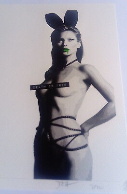 Death NYC - Kate Moss Playboy