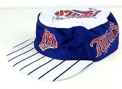 fe708c013339d ... coupon code for rare vintage minnesota twins painters cap hat retro mlb  baseball hat vtg 90s ...