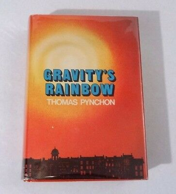Thomas Pynchon's Gravity's Rainbow - 1973 First Edition BoMC - Fine