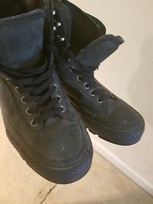 Converse all star chuck taylor mens size 10 Nordstrom inspired used dirty  shoes d627b71d2