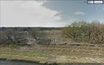 Vacant land lot for sale TEXAS-No zoning restrictions/Tiny Houses ok
