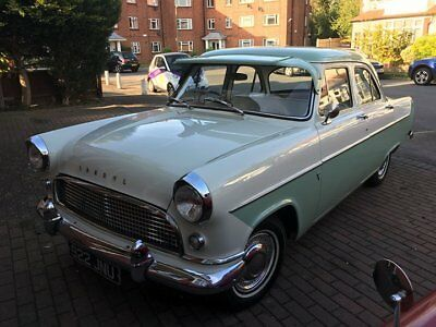 Mk2 Ford Consul High Line Deluxe 59