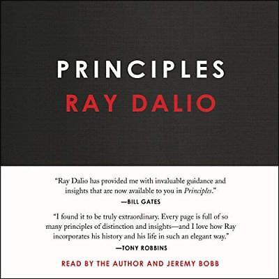Principles: Life and Work by Ray Dalio (Audiobook)
