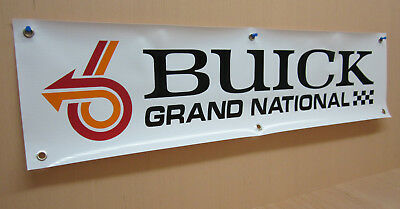Buick Grand National Banner Regal T Type Gnx
