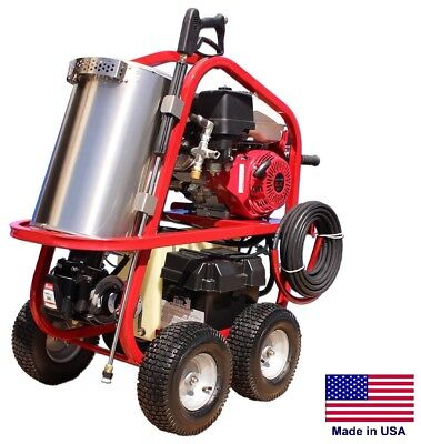 PRESSURE WASHER Commercial - Portable - 2.5 GPM - 2700 PSI - 6.5 Hp Vanguard