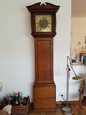 Longcase clock Standuhr, 1713 Francis Robinson, London, Queen Anne, W. Tempest