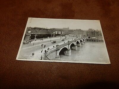 1950 Glasgow postcard - Jamaica bridge - Scotland