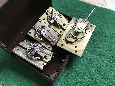 Clock makers clock carriage clock platform escapements , Spares Repairs