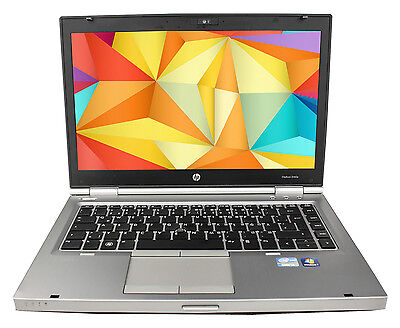 HP Elitebook 8470p Core i5-3320m 2.6ghz 4gb 320gb DVD-RW Windows7 pro webcam