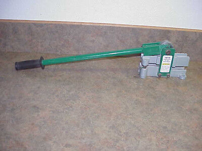 "Greenlee 1810 1/2"" Conduit Offset Little Kicker Pipe Bender"