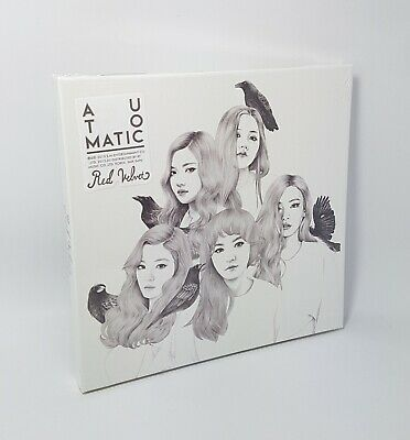K-POP RED VELVET 1st Mini Album [ICE CREAM CAKE] Automatic Ver. CD+Booklet