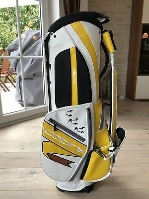 """Cobra Special Editon """"The Open"""" 2018 Stand Bag, Limited Edition, neu"""