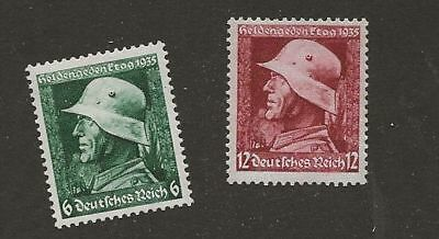 Germany Sc# 452-3 Mnh Stamps