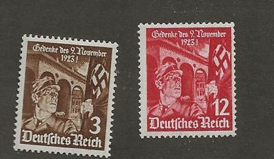 Germany Sc# 467-8 Mnh Stamps
