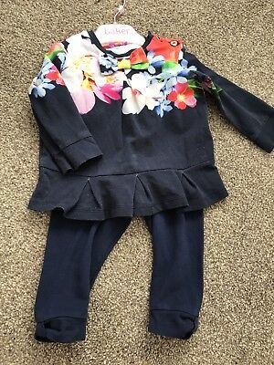 ted baker baby girl  3-6 months