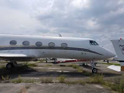 1968 Grumman GULFSTREAM Aerospace G-1159 GII Business Jet