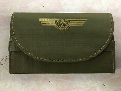Vintage Belding-Corticelli All Leather Military Sewing Kit