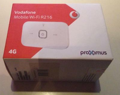 Vodafone Mobile Wi-Fi Access Point R216 (Huawei) - Point d'accès -