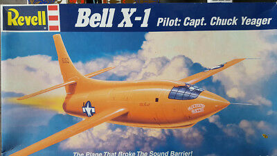 Bell X-1 -   Ch. Yeager und  Bell X-1E