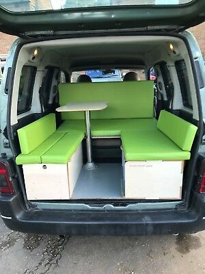 AMDRO BOOT JUMP Micro Camper conversion kit
