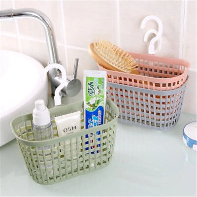 1pc Bathroom Basket Hanging Cleanser Shampoo Tower Storage Container FO