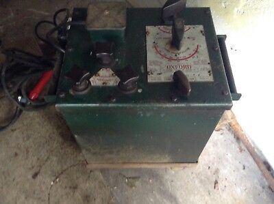 Oxford Welder single or 3 phase