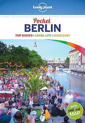 Berlin Lonely Planet Pocket Guide - New