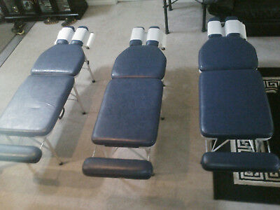 C104 Lloyd Portable Chiropractic Adjusting Table