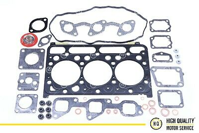 Full Gasket Set With Head Gasket For Kubota, 1G750-03312, D1703