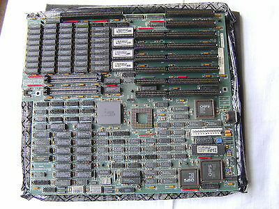 80386 BIG AMERICAN MEGATRENDS INC. Motherboard