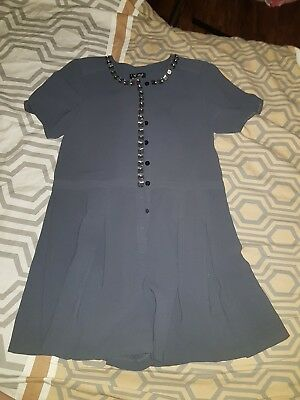 girls next playsuit age 9 years