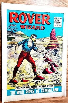 Rover and Wizard 10th June 1967
