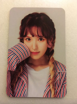 RED VELVET WENDY Red Room Concert Photocard