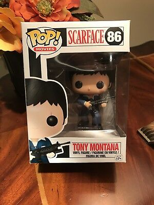 Funko Pop Movie Scarface: Tony Montana **vaulted**
