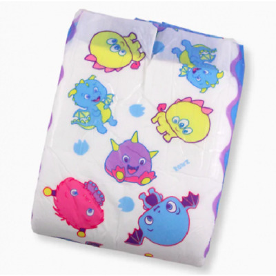 couche adulte baby lil monsters MEDIUM