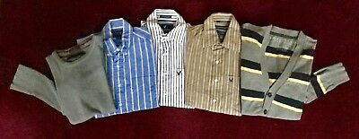 LOT of 5 Nice AMERICAN EAGLE Shirts / Sweater - MENS XS