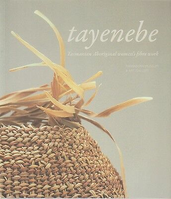 TAYENEBE Tasmanian Aboriginal women fibre work TMAG basket weaving workshop