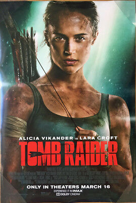 Tomb Raider Circle Of Life Movie Poster 24in x36in