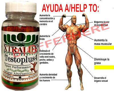 Anabolic testosterone steroids booster