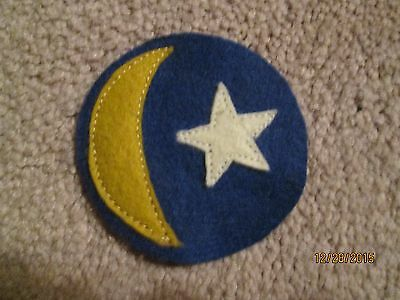 WWI US Army 19th Division  patch wool