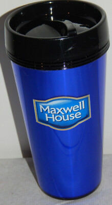 Maxwell House Coffee Promotional 16 Ounce Plastic Cup By Vision