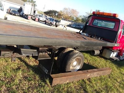 used rollback tow truck flatbed