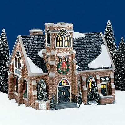 Dept 56 Snow Village® New Hope Church BRAND NEW