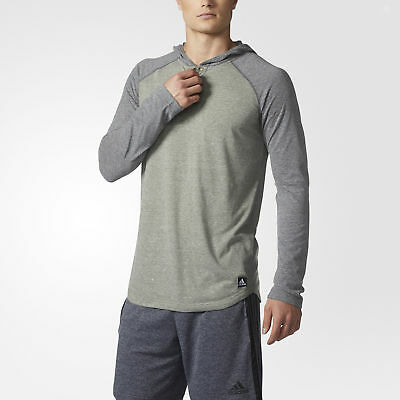 adidas Called Up Hooded Tee Men's
