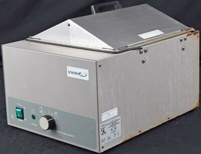 VWR Scientific/Shel Labs 1212 4Amps 12L 11x12x6 Water Bath Heater PARTS