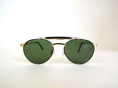 Vintage Alpina Design The New Man Glasses Sunglasses Pilot Lunettes Outdoorsman